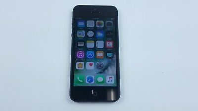 Apple iPhone 5 - 16GB - Black - Slate Verizon A1429 Smartphone IMEI J3440