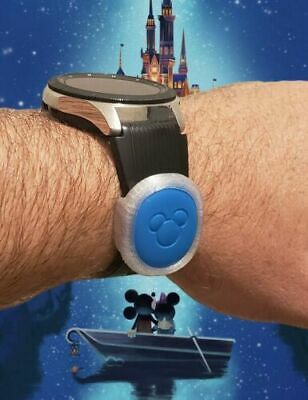 Disney Magic Band Puck Holder for Magic Band 2 - Multiple Colors