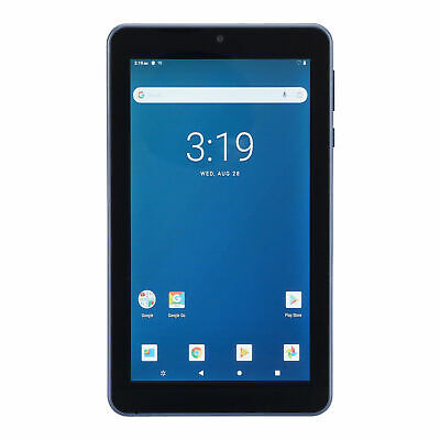 ONN- Surf 7 Android Tablet 9-0 Pie 16GB 1-3GHz Quad-Core 2 Cam USED
