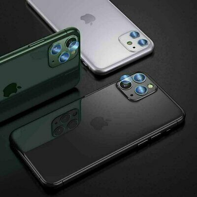 For iPhone 11  11 Pro  11 Pro Max Tempered Glass Camera Lens Screen Protector