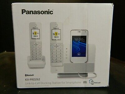 Panasonic KX-PRD262 Link To Cell Docking Station For Smartphone Original Box Exc