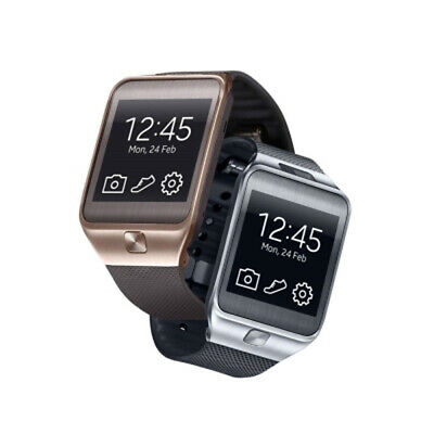 Samsung Galaxy Gear 2 SM-R380 camera Smartwatch Stainless Steel
