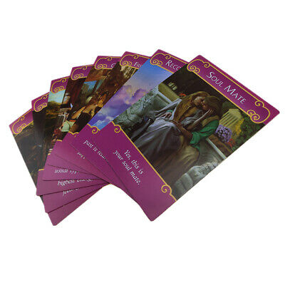 44 Romance Angel Oracle Cards Tarot Cards Card Set Borad Game Pack Gift