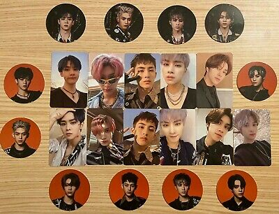 WAYV - Awaken the World Official Photocards - Circle Cards US SELLER