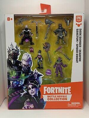 Brand New Fortnite Battle Royale Collection Mini Action Figures