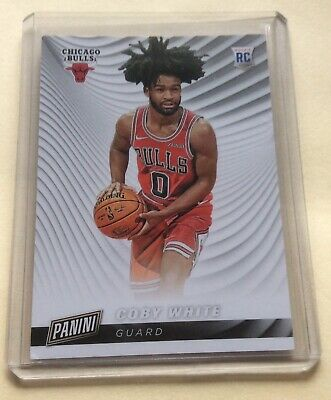 COBY WHITE 2019 Panini CYBER MONDAY RC Rookie Card