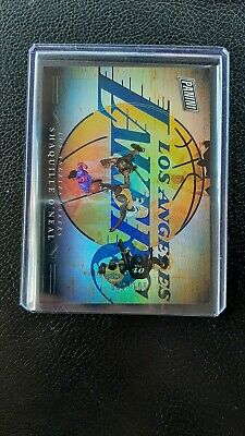 2018 Panini Black Friday Shaquille ONEAL 33199 Los Angeles Lakers