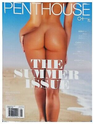 PENTHOUSE MAGAZINE - THE SUMMER ISSUE - 2020 - BRAND NEW - SEALED NO LABELS