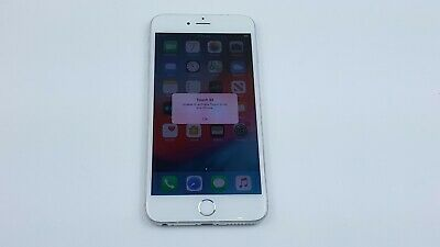 Apple iPhone 6 Plus A1522 16GB Silver AT-T Bad Touch READ Check IMEI J6849