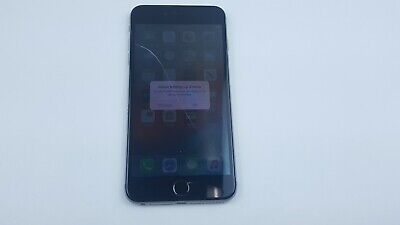 Apple iPhone 6 Plus A1522 16GB - Space Gray AT-T READ Clean IMEI J7038