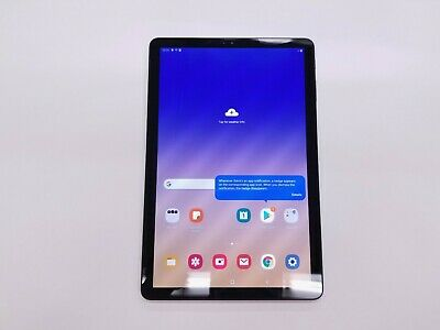 Samsung Galaxy Tab S4 SM-T837V 64GB WiFi - 4G Verizon Cracked Clean IMEI T6623