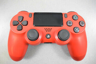 Sony Dualshock 4 PS4 Controller Red