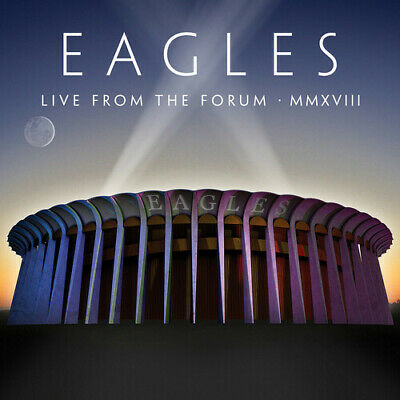 The Eagles - Live From The Forum MMXVIII New CD