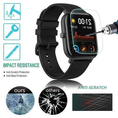 25PCS Soft TPU Screen Protector Protective Film for HUAMI Amazfit GTS Watch Kit