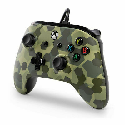 Wired Controller for Xbox One - Camo