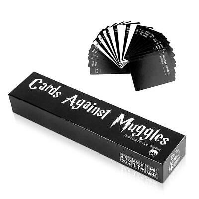 New Sealed Cards Against Muggles 1440 Cards Harry Potter Limited Edition Game