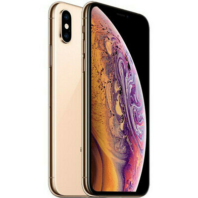 Impaired Apple iPhone Xs  Unlocked  64 GB  Clean ESN See Desc KXXF