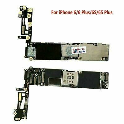 For iPhone 66S6 Plus6S Plus 16GB 64GB Unlocked Replacement Main Motherboard