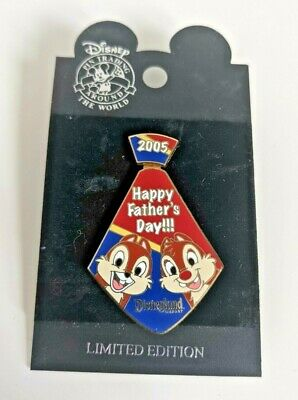 DLR - Fathers Day 2005 Chip - Dale - Pin 39295 LE 750