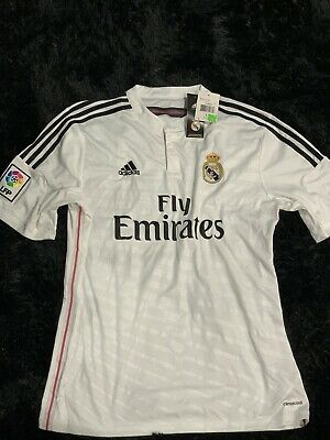 Adidas Real Madrid Home Jersey 1415 Size Large Only CR7