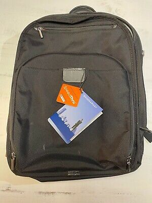 Briggs and Riley Large Exec Clamshell Backpack Excellent Cond-