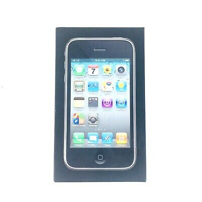 Iphone 3G S 8 GB- Used In Box- Phone Only- Cracked