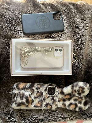 Iphone 11 case Guess Sparkly and Bunny Case