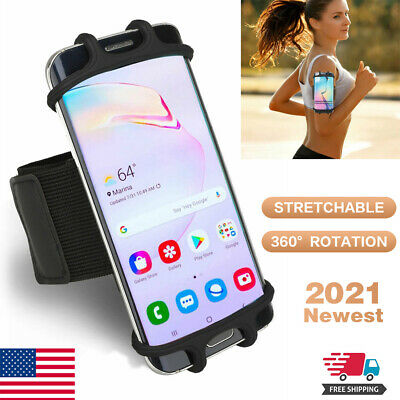 Sport Running Gym Jogging Armband Arm Band Bag Case Holder Cover For Cell Phone