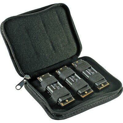 Hohner Hoodoo Blues Harmonica 3-Pack with Case CDG