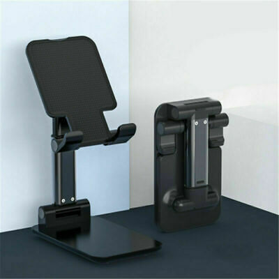 Adjustable Cell Phone Tablet Stand Desktop Holder Mount iPad Mobile Phone iPhone