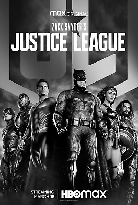 Zack Snyders Justice League - DVD - BRAND NEW SEALED