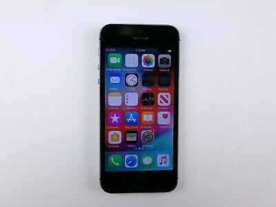 Apple iPhone 5s A1533 16GB - Gray Unlocked Bad Battery Clean IMEI K1366