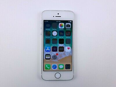 Apple iPhone 5s A1533 16GB - Silver T-Mobile Smartphone Check IMEI K1461