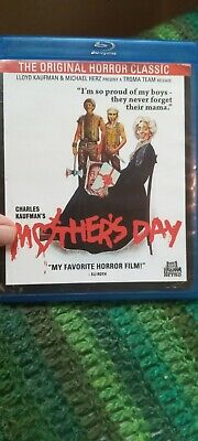 MOTHERS DAY HORROR BLU RAY