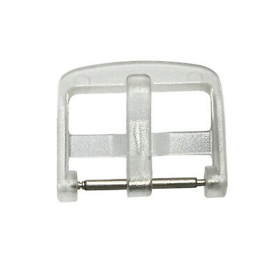 Replacement BuckleTongue Clasp for Verizon LG GizmoGizmoPal Band - Clear
