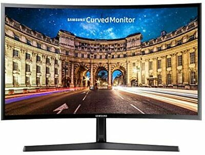 Samsung LC27F396FHNXZA-RB 27 Essential Curved Monitor - Certified Refurbished