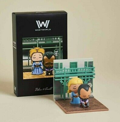 Westworld Dolores - Arnold Figurine - HBO LootCrate Exclusive