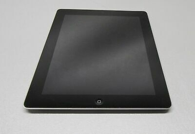 Apple A1458 iPad Black 4th Generation Touchscreen WiFi Tablet 16GB 9-7 Tested
