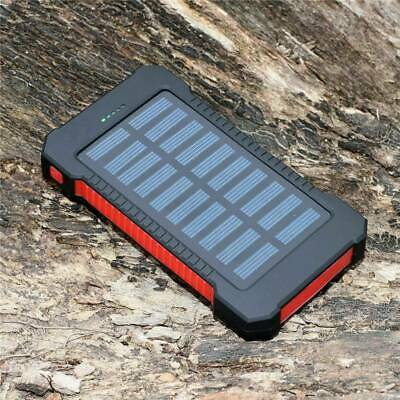 Need Assemble Dual USB Solar Battery Charger Portable Solar Power Bank For Phone