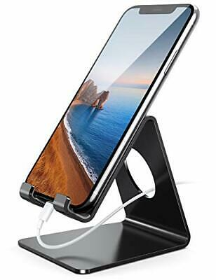 Lamicall Cell Phone Stand Phone Dock  Cradle Holder Stand Compatible with