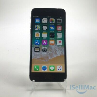 Apple AT-T iPhone 6 64GB HDD Space Gray A1549 MG4W2LLA -C Grade - Warranty
