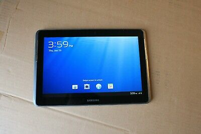 SAMSUNG SGH-I497 TABLET WITH ROOCASE - POWER CORD
