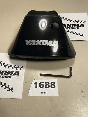 Yakima Baseline Tower 8000146- One tower only- Good used cond  Bin M-1688