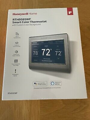 NEWSEALED Honeywell Wi-Fi Smart Color Programmable Thermostat RTH9585WF 1004