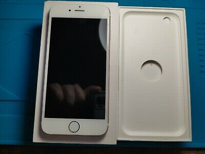 Apple iPhone 6s - 64GB - Roségold Gold Pink A1688 IC Sperre Top Zustand