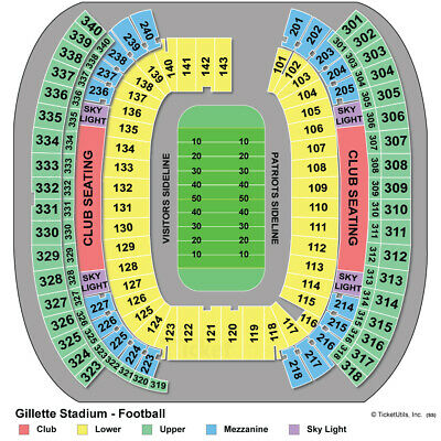 Cleveland Browns  New England Patriots 2 Tickets 11142021 LOWER LEVEL