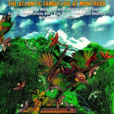 Atlantic Family - Live at Montreux New CD