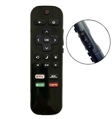 New Remote Control For Insignia Roku TV Spotify Netflix NS-40DR420NA16