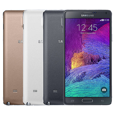 Samsung Galaxy Note 4 SM-N910V 32GB Verizon GSM Unlocked Android Smartphone