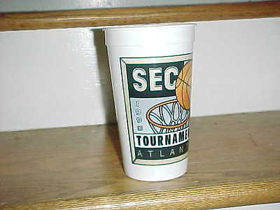 1998 SEC Basketball Tournament Cup Kentucky Wildcats